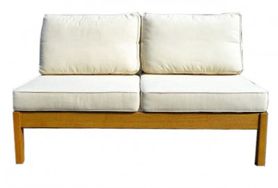Relax sofa 2 pers inkl. hynder
